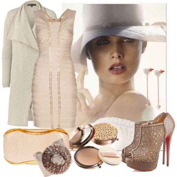 """Rose Shell"" by jacque-reid on Polyvore. Beautifully put together!: Shells, Jacque Reid, Roses, Polyvore Creations, Polyvore Heaven, Polyvore Style"