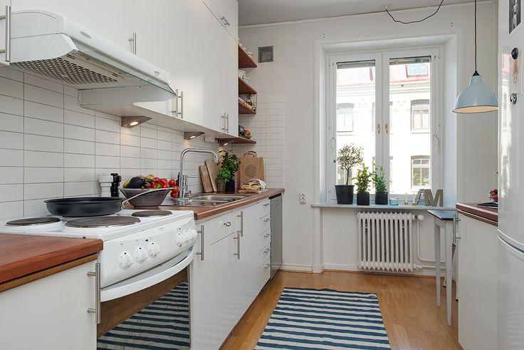 Alvhem - Making simple kitchen interesting