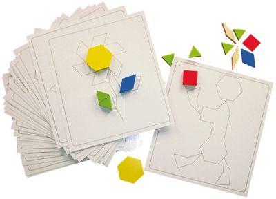 nouvelles fiches mod les des mosa ques de ma classe ief math maternelle pinterest ps. Black Bedroom Furniture Sets. Home Design Ideas