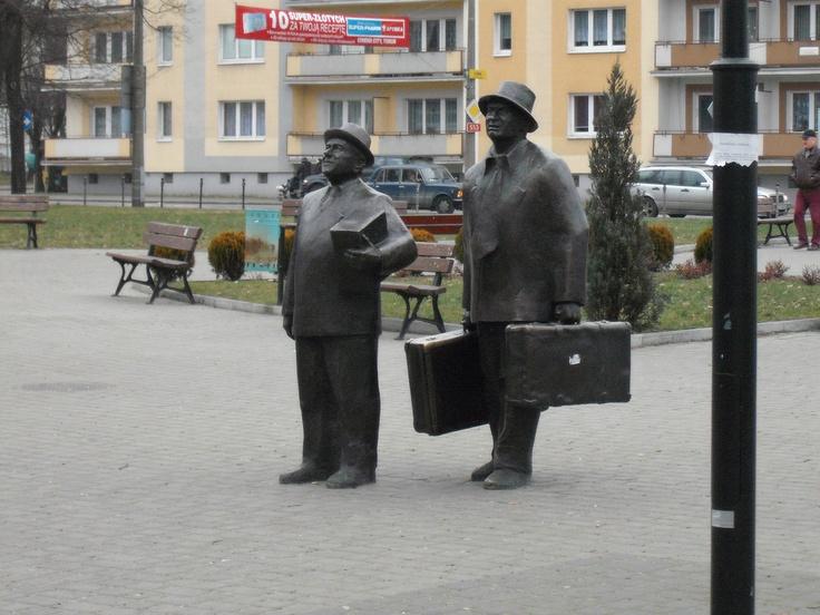 Kargul and Pawlak in Torun.