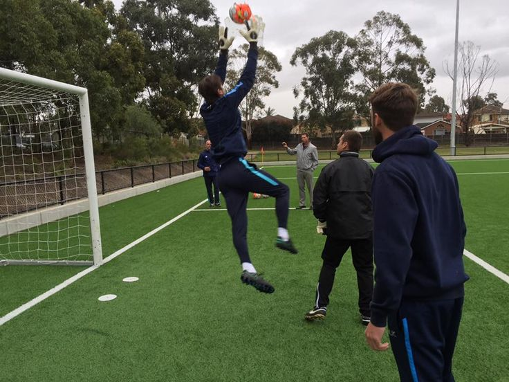 Bo enjoying his time at the Football Federation Australia GK Level 3 Course in Sydney yesterday. Taking Coaches through their CoachDISC Reports to better understand their Coaching Style. #DISC #Coaching #FFA