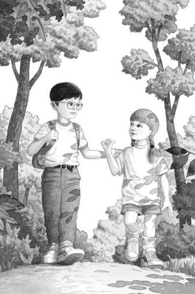 Jack and annie coloring pages ~ Jack and Annie, Magic Treehouse | Arma-marmalade ...