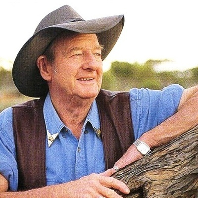 Slim Dusty -  singer, songwriter, performer; a household name who epitomised country music in Australia