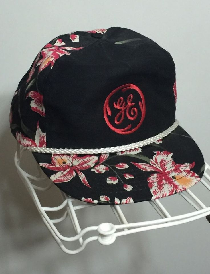 ... closeout winner renaissance ge general electric international mens hat  one size fit all ebay e626a f81bb 5399034b5302