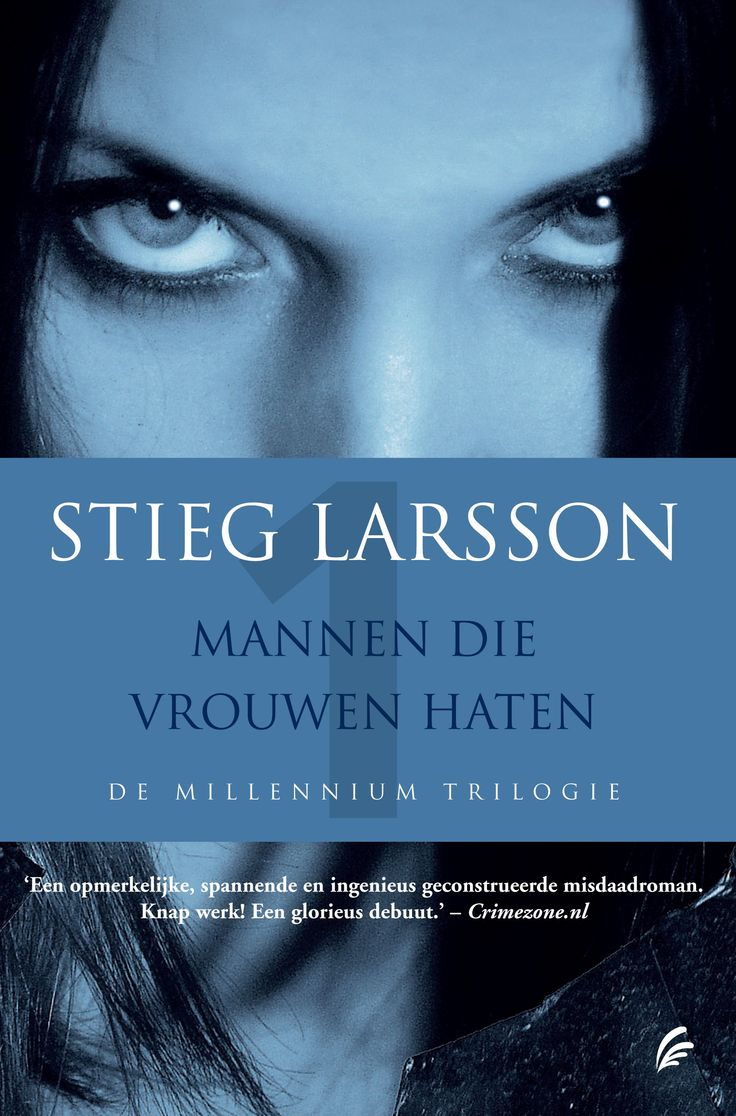 LARSSON Stieg - Mannen die Vrouwen haten