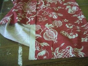 Half Drop Repeat for Curtain Fabric - How to Calculate | Livingstone Textiles