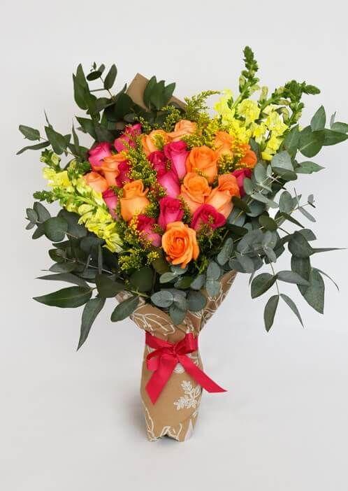 Florerias en Guadalajara- Ramo de flores para cumpleaños