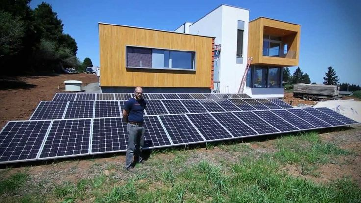 The Karuna Passive House in Newberg, OR uses solar for hot ...