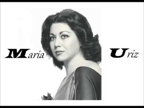 Maria Uriz (Canciones Gallegas)   10 a 14.