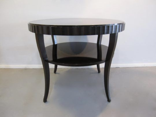 Baker Barbara Barry Fluted Table