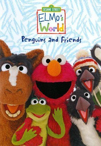 Sesame Street: Elmo's World - Penguins and Animal Friends [DVD]