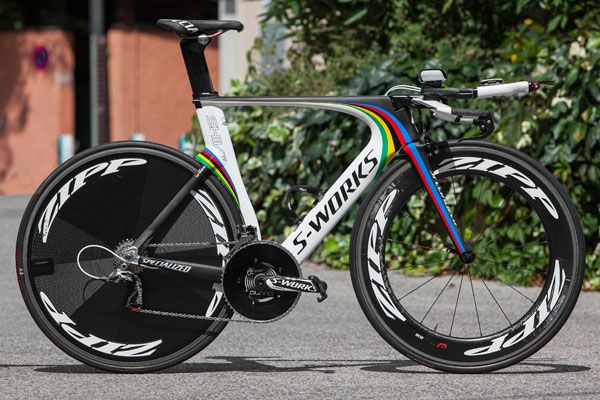 Tony Martin's Specialized Shiv -TDF 2013