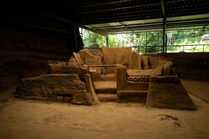 Parque arqueologico Joya de Ceren