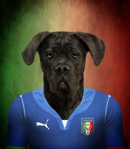World Cup - Italy