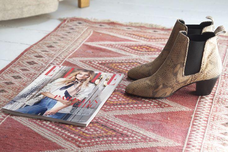 Adax boots