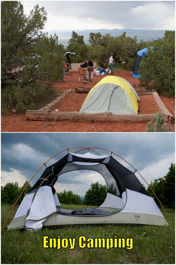 Camping 101 Tips And Hints in 2020