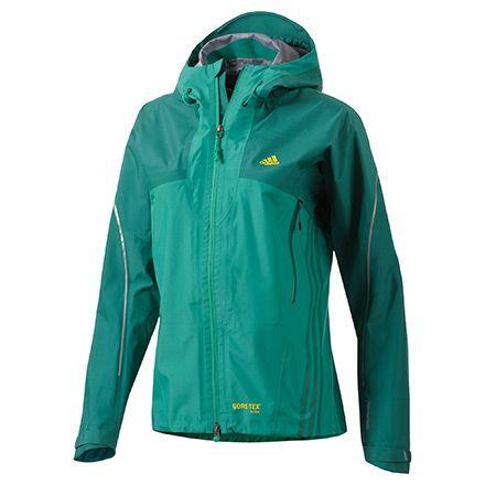 adidas Women's W Terrex GORE-TEX ACTIVE Shell Jacket, 220£