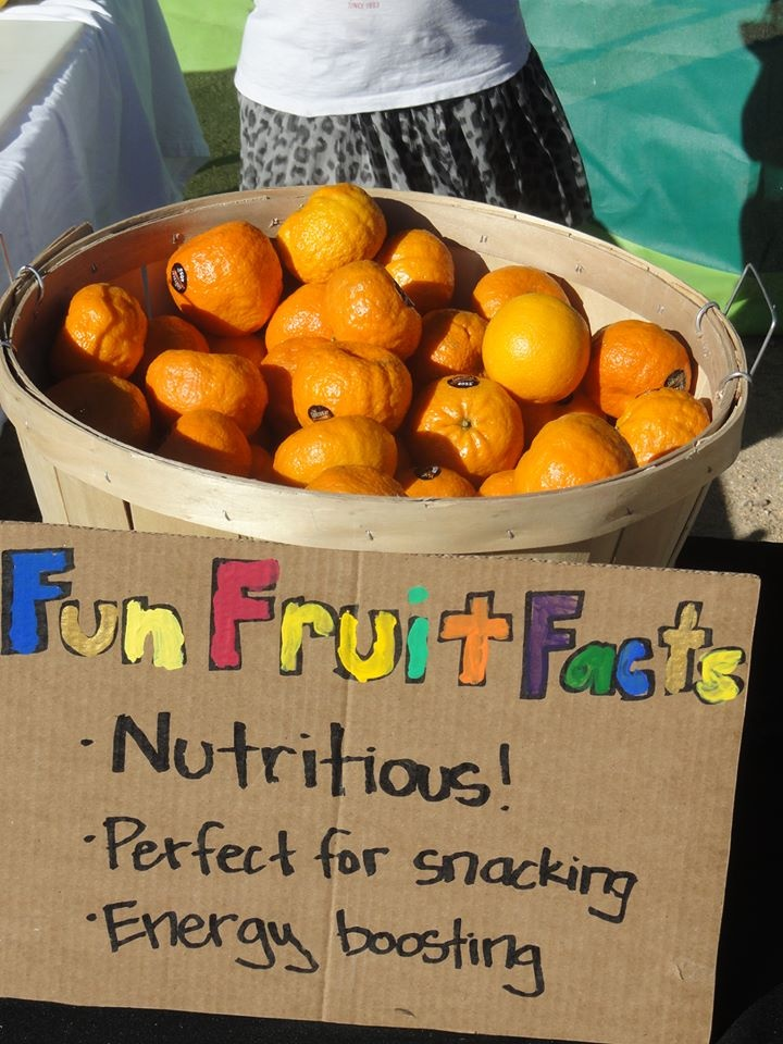 Encouraging healthy snacking in Scottsdale.    photo credit: Amy Wambol