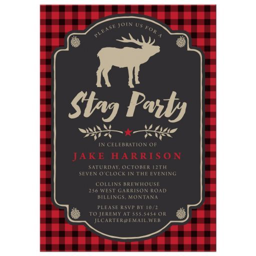 11 best Bachelor Parties Stags images – Stag Party Invites