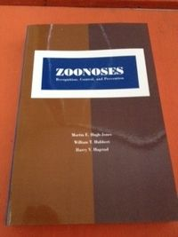 """Book """"Zoonoses"""" http://www.wildlifesupplies.com.au/products.html"""