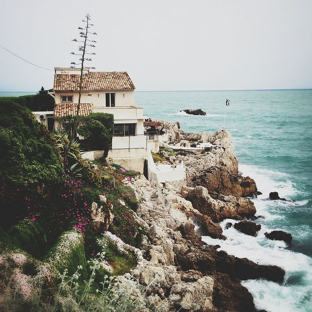 antibes, south france//