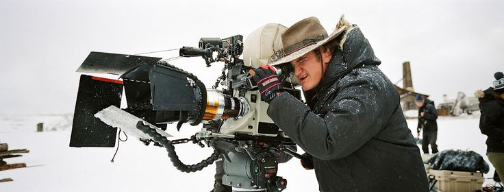 Here's What Quentin Tarantino Is Researching for His Next Project