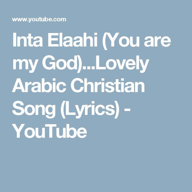 Arabic Songs Translations