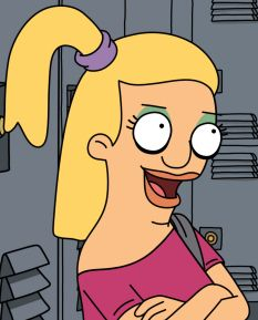 "Which ""Bob's Burgers"" Character Are You? Tammy"