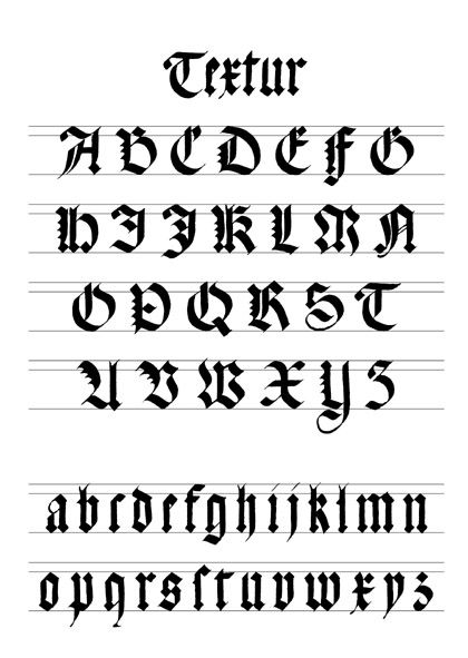 Lettering Inspiration for Graphic Designers, Calligraphy Artists ,Typographers, Type Designers, Art Students , Letterers and CAPI Project Ideas, Writing Styles, Alphabet Styles , ABC of Fonts