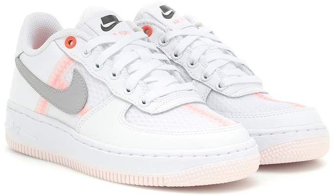 air force 1 heel slip