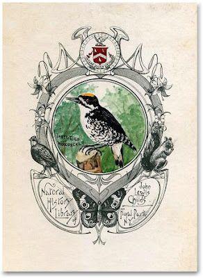 Ex libris John Lewis Childs (1856-1921)