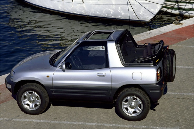 Toyota Funcruiser Softtop The Best Stuff In World Pinterest Cars And 4x4