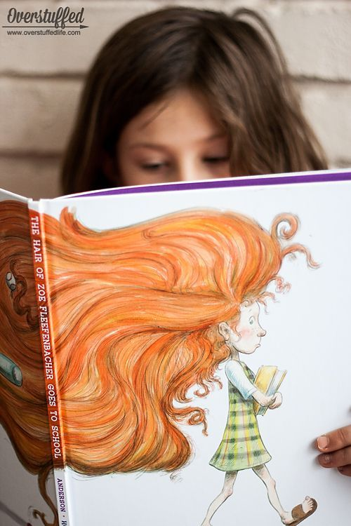 10 Picture Books you and your children will love reading together. #overstuffedlife