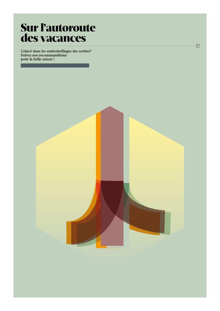 #illustration #graphic design #philosophie magazine