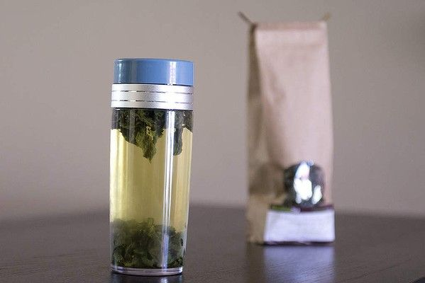 It's simple to make cold-brew tea at home. All you need is your fresh tea leaves of choice, water, a refrigerator and time (six-eight hours)...