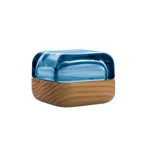 Vitriini Box Small Oak Turquoise now featured on Fab.