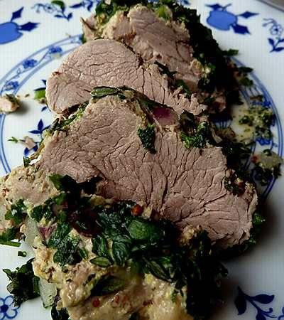 Рецепт свинины в духовке