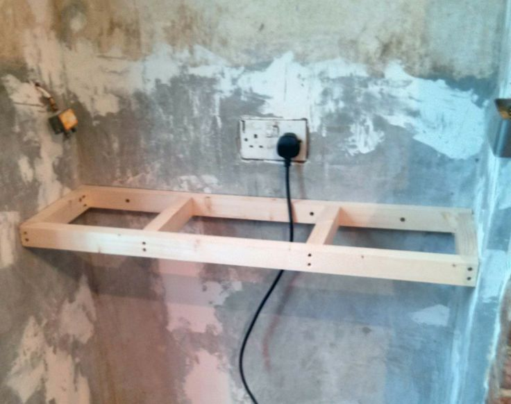 35 best estantes y repisas images on pinterest home - Como hacer repisas de madera ...