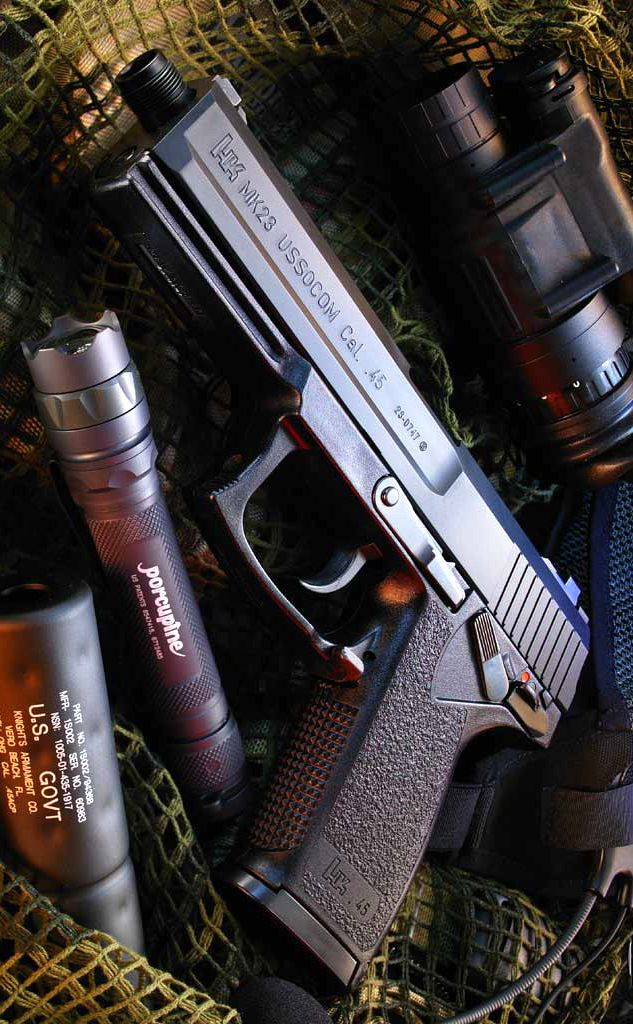 Most Design Ideas Heckler And Koch Mp5 Suppressor Pictures, And