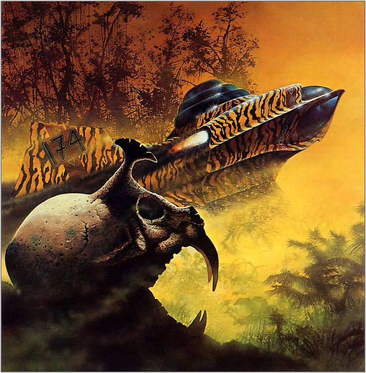 17 Best Images About Classic Fantasy And Sci Fi Art On: Rodney Matthews Images On