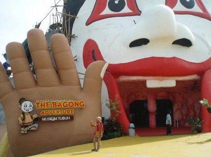 The Bagong Adventure Museum Tubuh - https://panwis.com/jawa-timur/tempat-wisata-di-batu-malang/
