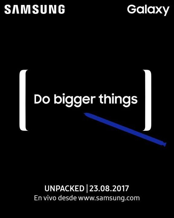 Preparate para vivir #TheNextGalaxy el miércoles 23 de agosto a las 12PM  #Unpacked #fashion #style #stylish #love #me #cute #photooftheday #nails #hair #beauty #beautiful #design #model #dress #shoes #heels #styles #outfit #purse #jewelry #shopping #glam #cheerfriends #bestfriends #cheer #friends #indianapolis #cheerleader #allstarcheer #cheercomp  #sale #shop #onlineshopping #dance #cheers #cheerislife #beautyproducts #hairgoals #pink #hotpink #sparkle #heart #hairspray #hairstyles…
