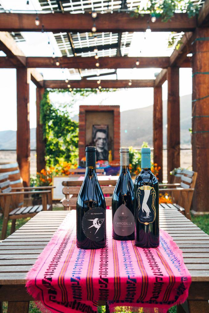 June 5, 2016 Article on Valle de Guadalupe (pictured Finca La Carrodilla Winery)