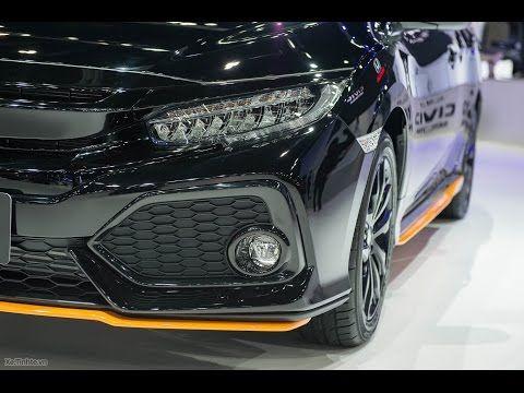 Honda Civic Hatchback Modulo – BIMS 2017