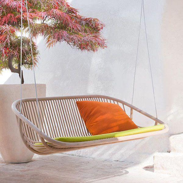 Dondolo Swing - design Edward Van Vliet - Paola Lenti