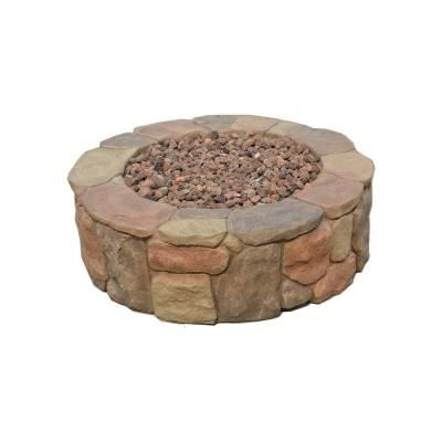 bond manufacturing petra 36 in round propane fire pit 66600 at the home depot tablet home. Black Bedroom Furniture Sets. Home Design Ideas