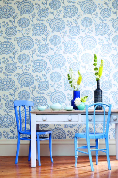 Shop - Beatrice: Floral | Annandale Wallpapers
