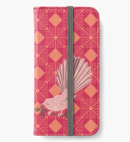 Fantail melon iPhone Wallet/Case/Skin