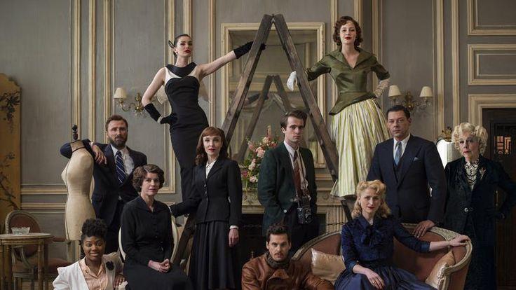 FRANCE 3/20H55 - Après-guerre, deux frères lancent leur maison de couture, mais l'ombre de l'Occupation plane. Costumes somptueux et acteurs talentueux donnent vie à cette série franco-américano-britannique ambitieuse. Un pari osé pour France 3, associée à la BBC et Amazon.