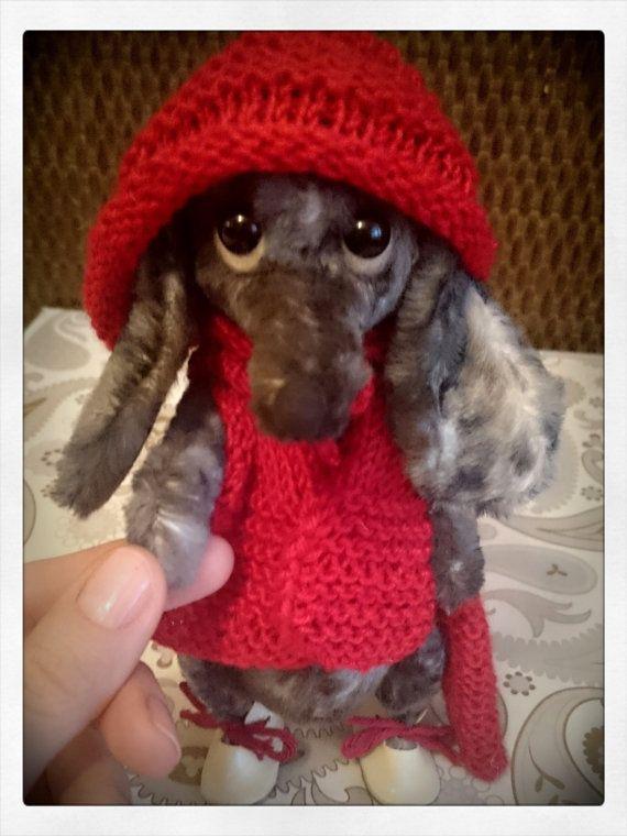 Teddie dachshund Violetta very sweet dachshund teddy от Katiyusha